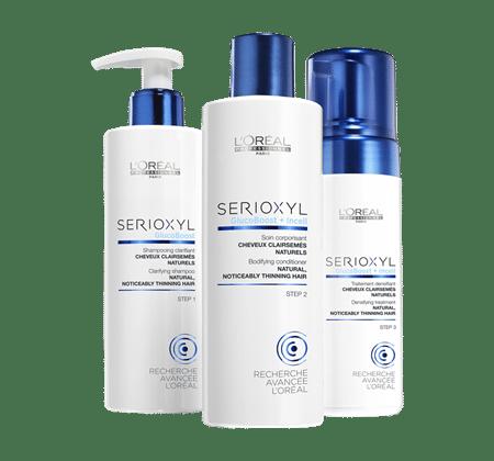 loreal serioxyl treatment kit 1
