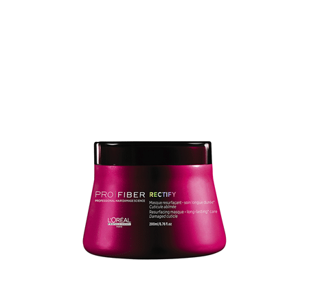 loreal pro fiber rectify masque